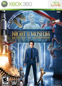 Night at the Museum for Xbox 360