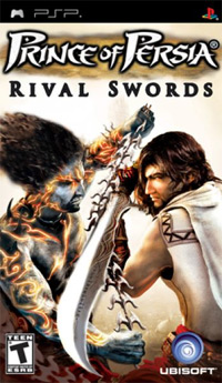Prince of Persia: Rival Swords on PSP